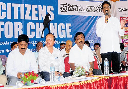Severe water crisis grips Dasarahall constituency