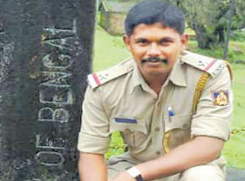 Vehicle thief who killed sub-inspector  had notorious burglar for company