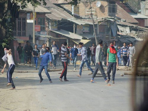 Protests, shutdown in Kashmir as truck conductor laid to rest