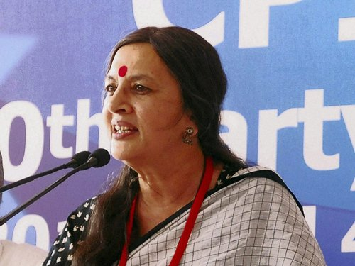 Anti-cow slaughter law not required, says Brinda Karat