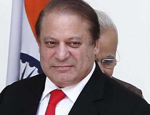 India's response to desire for better ties discouraging:Sharif