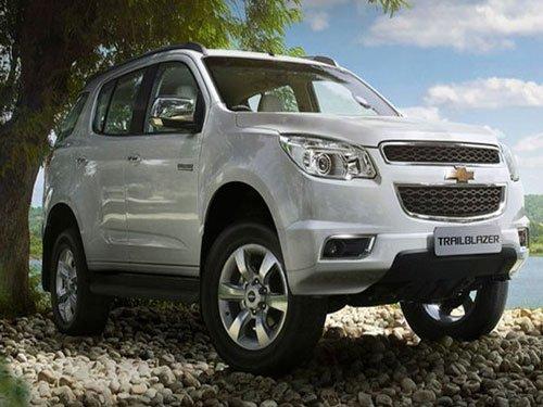 General Motors launches SUV Trailblazer at Rs 26.40 lakh