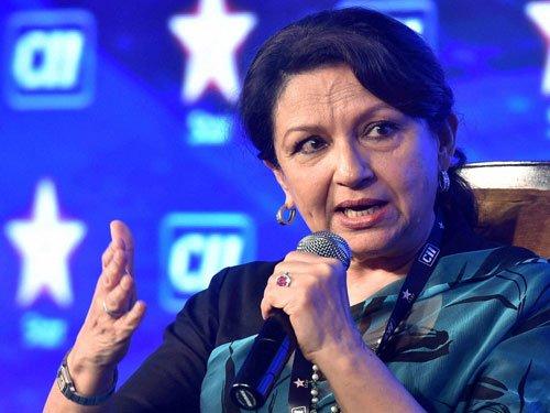 Bollywood is patriarchal: Sharmila Tagore