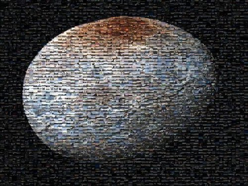 NASA unveils stunning Pluto mosaic