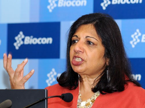 Biocon R&D investments up 62% in H1