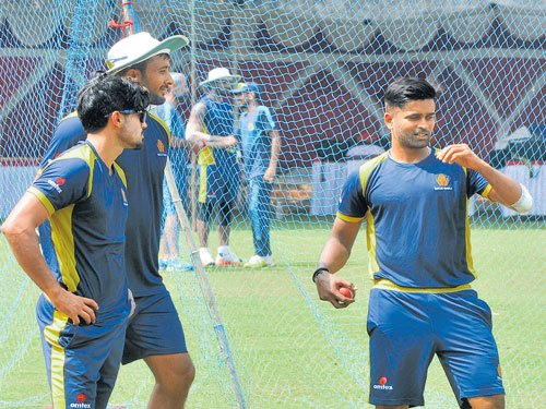 Karnataka in search of their maiden win