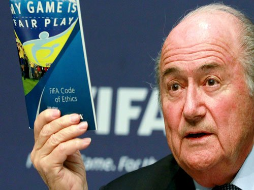 Beckenbauer and Blatter deal before 2006 WC in question