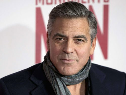 Petition asks George Clooney to help close Hollywood's pay gap