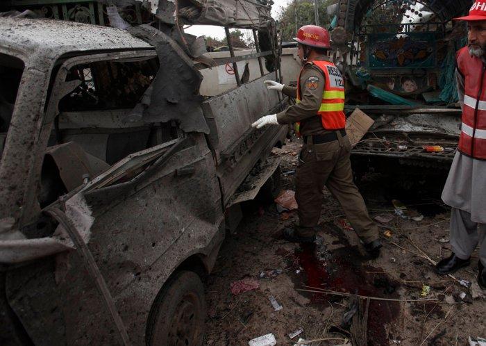 Blasts targeting Shias kill one, wound nearly 90 in Bangladesh
