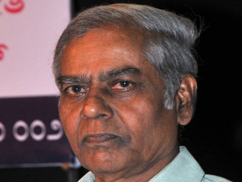 Govt colluding with land mafia, says Hiremath