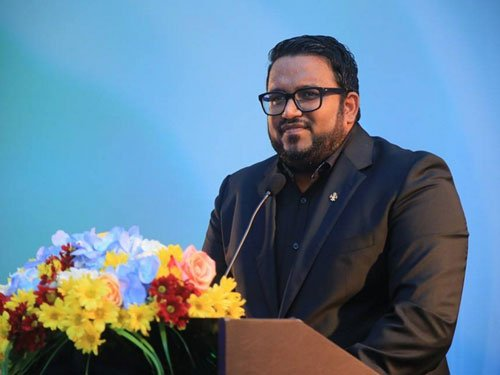 Detained vice president tried to impeach Maldives president