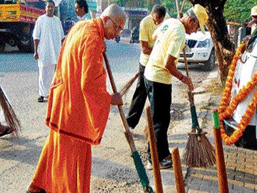 Swachh M'luru Abhiyan spreads awareness about hygiene