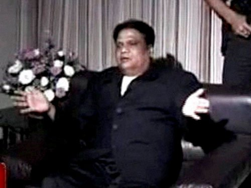 I am not scared of threat from rival gang: Chhota Rajan