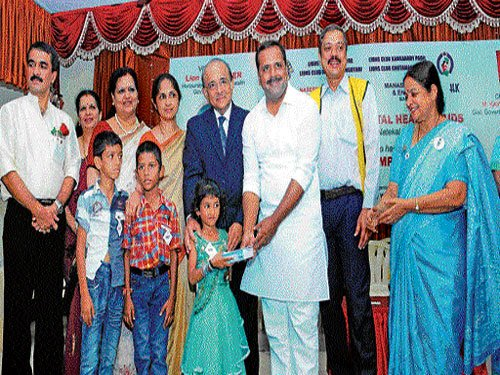 'Cochlear implantation scheme to be extended to other districts'