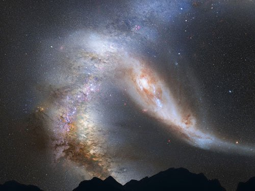 New component of Milky Way discovered