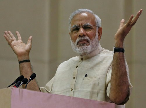 Once a month, PM Modi steps in to revive stalled projects