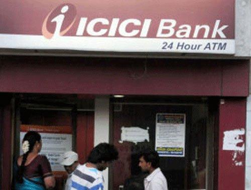 ICICI Bank net profit rises 12%