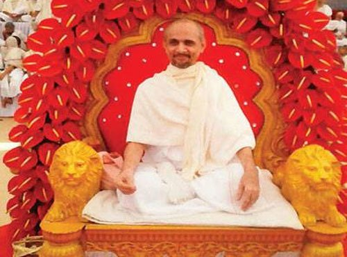 Jain saint to replicate 2,500-year-old feat with 423 fasts