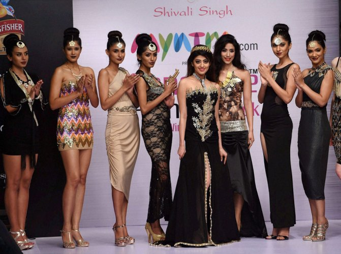 Eat, drink, sleep well: Models' formula to be ramp ready