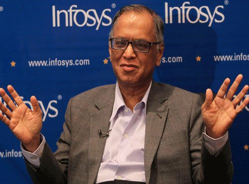 Narayana Murthy says considerable fear in minds of minorities