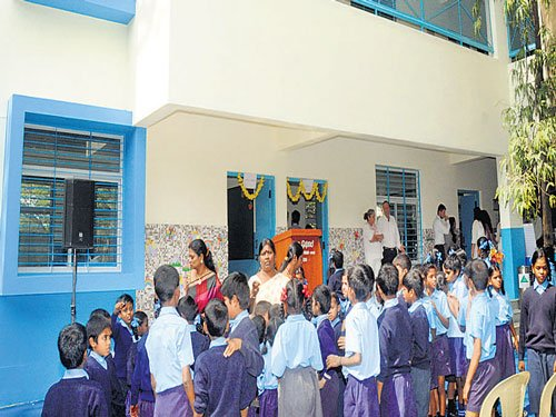 State seeks Sarva Shiksha Abhiyan funds for infra in government schools