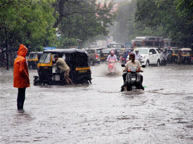 IMD forecast more rains in south