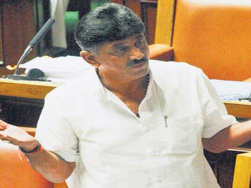 Daily hearing of denotification plea against D K Shivakumar