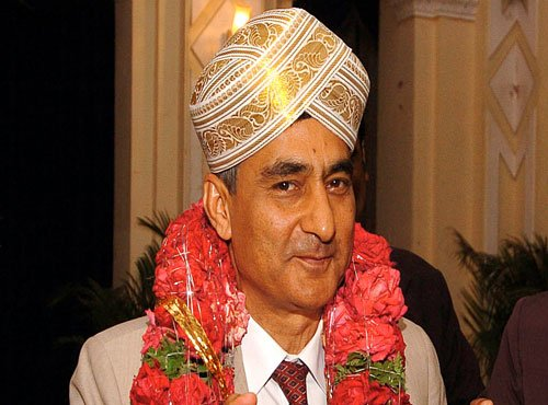 Justice T S Thakur to be next Chief Justice of India