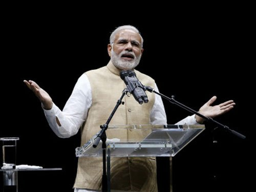 PM Modi world's 9th most powerful person in Forbes list
