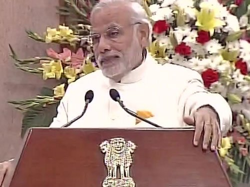 Modi launches three gold-related schemes