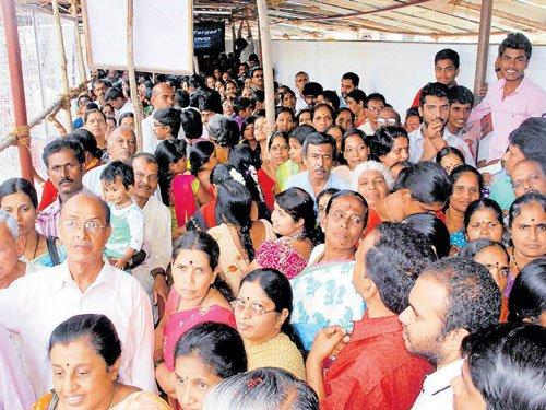 Hasanamba temple reopened