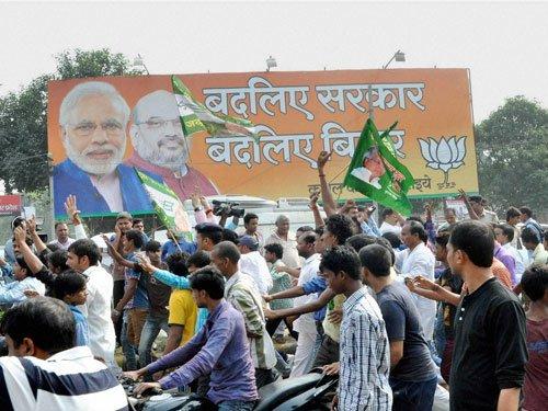 Today's Chanakya apologises for getting Bihar result wrong