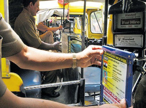 Driver display cards to be made mandatory for cabs, taxis soon