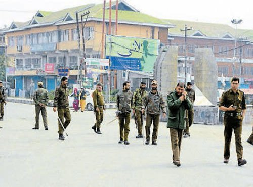 Tension in J&K after youth's killing