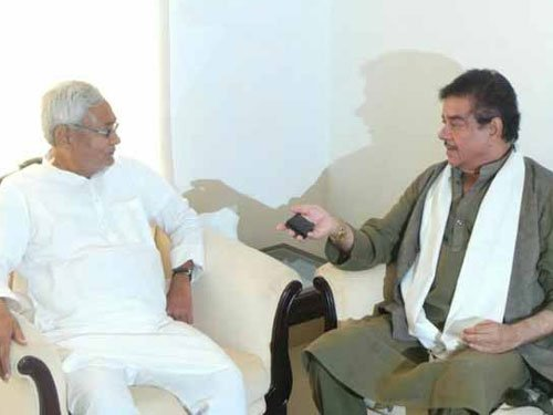 Shatrughan wants action against those responsible for BJP's Bihar rout