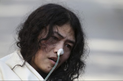 Irom Sharmila loses cool after 4-hr delay in court