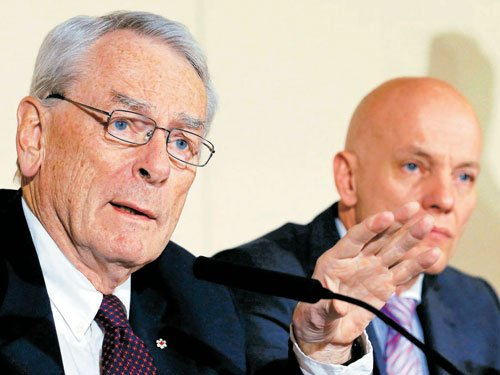 WADA panel calls for ban on Russia
