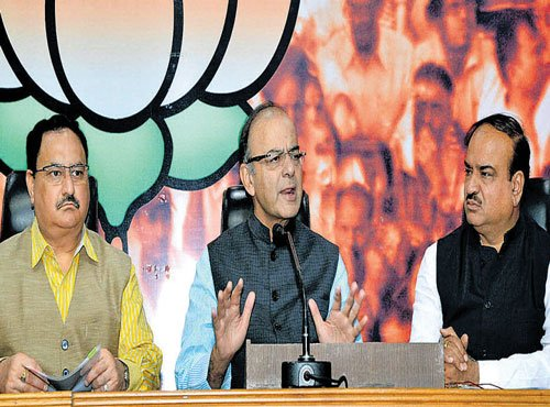 'Bihar drubbing not to impact reforms'