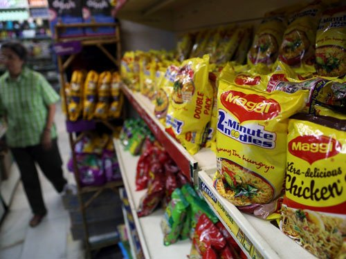 Retailers in State cautious about selling Maggi again