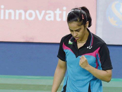 Saina wins, Sindhu loses in China Open