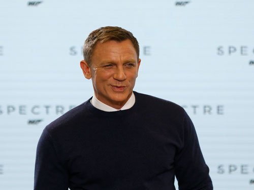 Bollywood movies are fabulous: Daniel Craig