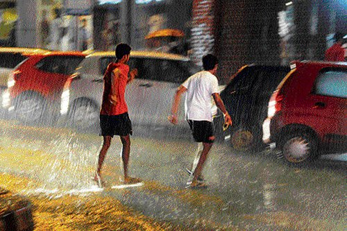 Rain to recede, expect drizzles, says Met dept