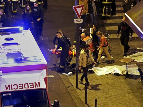 Paris attacks: One terrorist identified as French national
