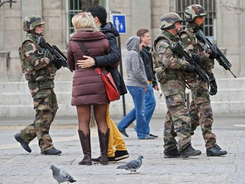 First attacker identified from Paris carnage