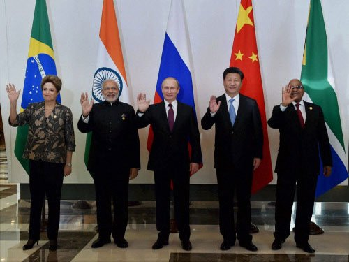 BRICS Bank to fund inclusive needs of emerging nations: Modi