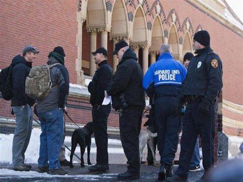 Harvard University evacuates four buildings after bomb scare