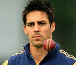 Cricketer Mitchell Johnson retires from internationals
