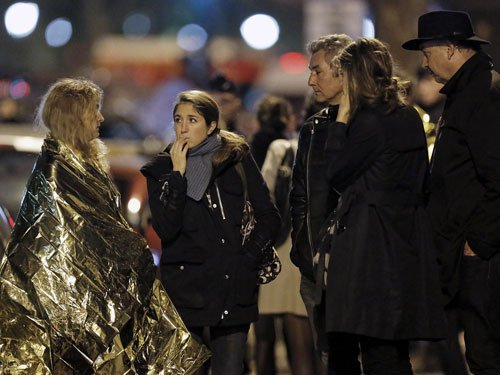 Brother of Paris attacks suspect speaks to press