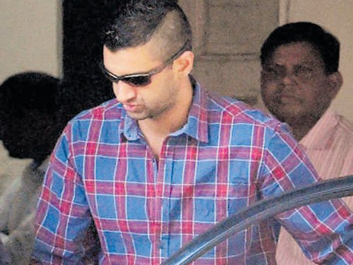 Charges against my father outrageous: Rahul Mukerjea