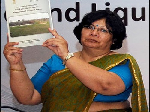 'Clean India Mission' Secretary takes voluntary retirement